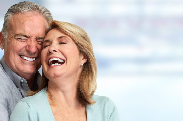 sublingual cannabis might eb something this smiling older adult couple reccomends