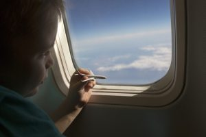 hemp airplane view might be like this view from an airplane