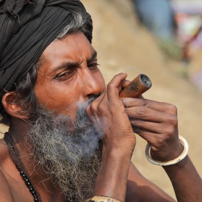 rastafarian and other cannabis culture smoking pipe