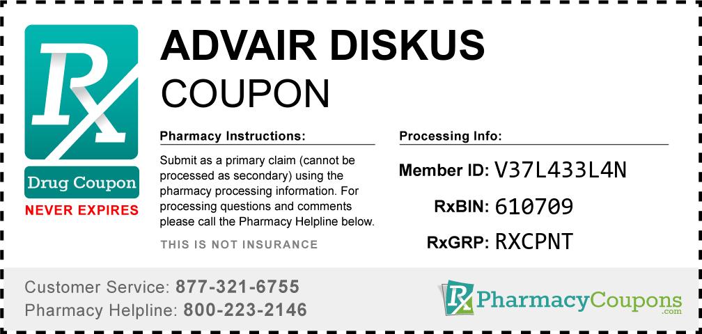Advair Coupon 2020 - Save up to $50 per fill ...