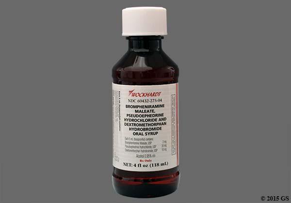 Bromfed Dm (brompheniramine-pseudoeph-dm) Prices & Free ...