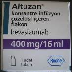 Altuzan labeled for sale in Turkey