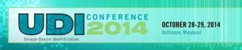 UDI Conference 2014 banner