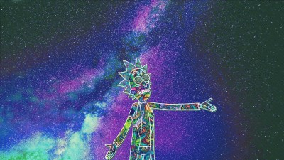 10 Best Trippy Rick And Morty Wallpaper FULL HD 1080p For ...