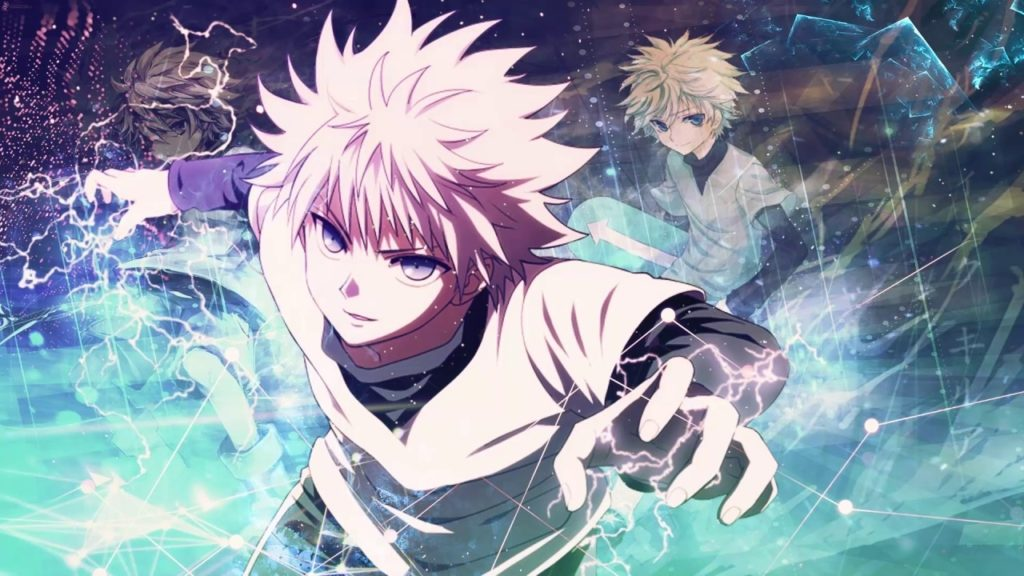 Hunter Hunter X 3d Wallpaper Killua
