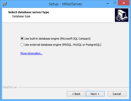 hMailServer - Open Source Mail Server for Windows POP3 SMTP IMAP