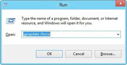 windows.8.gpupdate-force