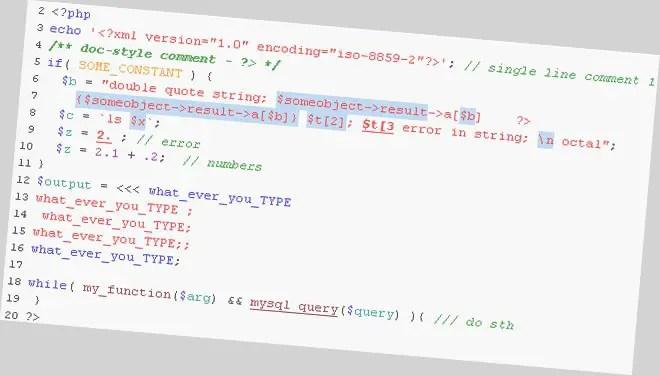 Visualizzare frammenti di codice sorgente in Microsoft Word con Syntax Highlighting