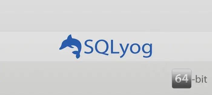 SQLyog - Interfaccia di amministrazione per MySQL gratuita per Windows