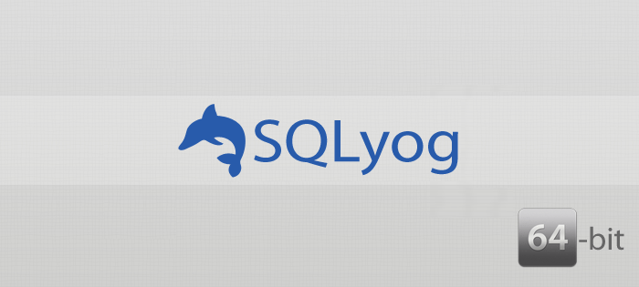 SQLyog - Interfaccia di amministrazione per MySQL gratuita per Windows