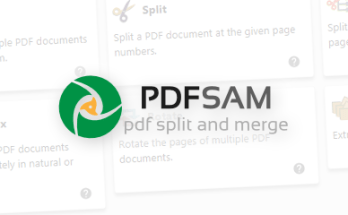 Scan both sides of a front-back document into a single PDF with PDFsam