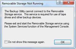 Come aprire i file BKF su Windows 10 senza NTBackup con NT5Backup