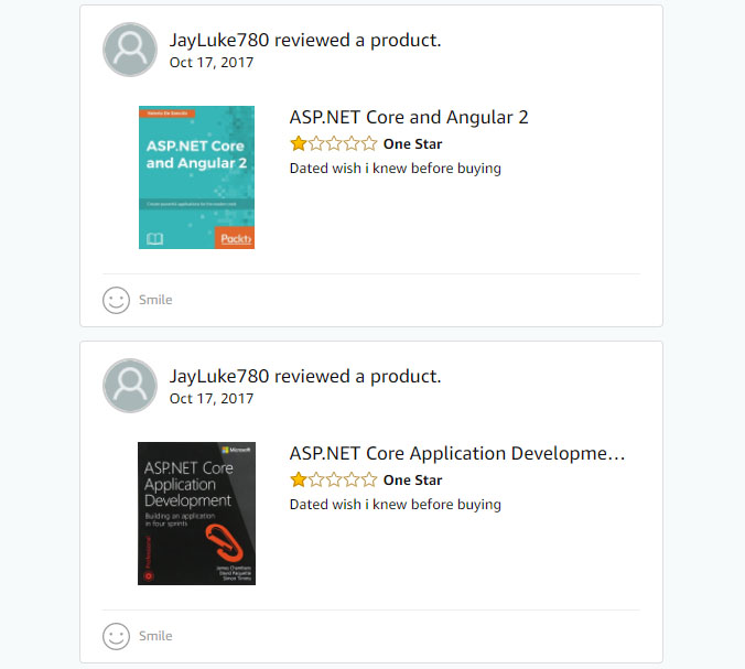ASP.NET Core 2 and Angular 5: the Broken Code Myth strikes again