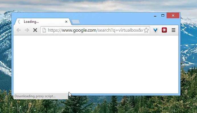 Google Chrome hangs when PC wakes from sleep / hibernate mode - FIX