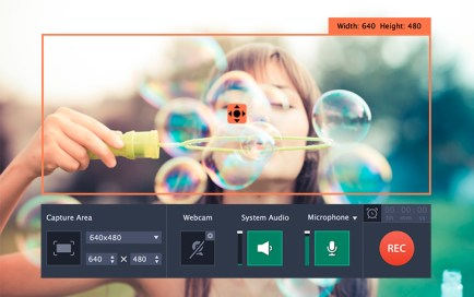 Movavi Screen Capture Studio for Mac - Screen Recorder and Editor