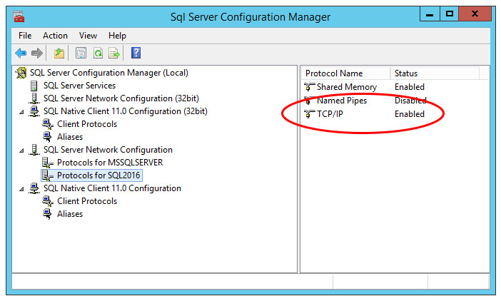 MS SQL Server - How to Change the Default TCP 1433 Port