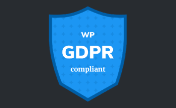 GDPR Compliance Tools For WordPress with WP GDPR Plugin