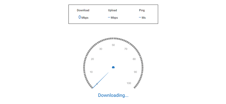 Comparitech Speed Test - a valid alternative to Ookla Speedtest.net
