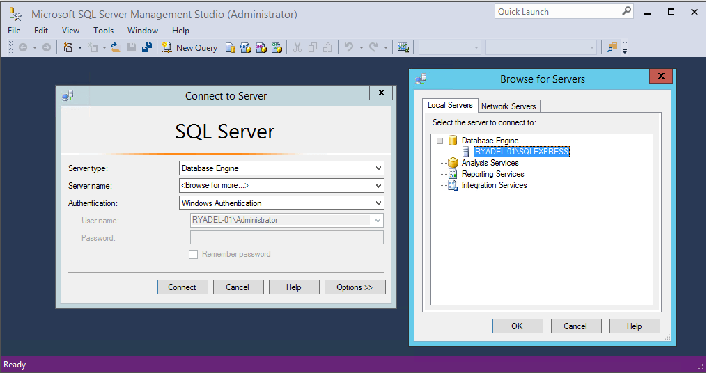 How to Install, Setup and Configure MS SQL Server 2017