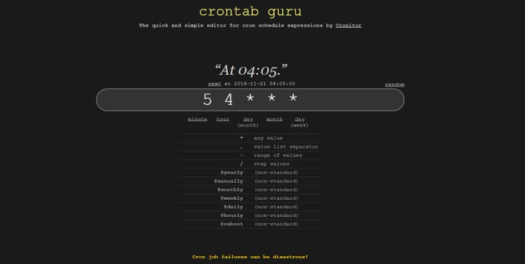 Linux - Auto-Reboot and Shutdown with Cron Jobs - Task Scheduler alternative