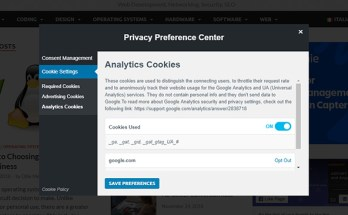 How to make a Wordpress website compliant with GDPR and Cookie Law