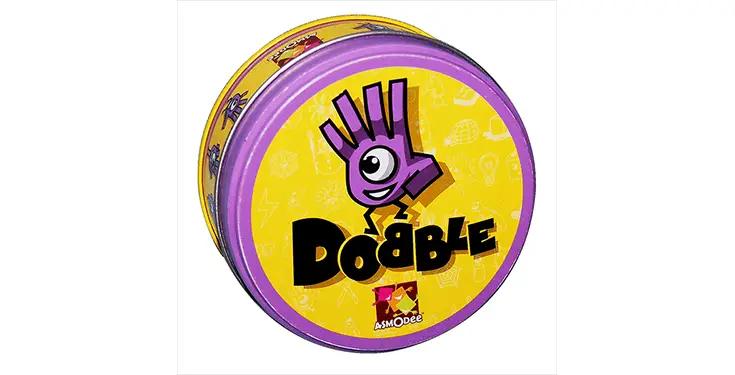 Algoritmo e funzione JavaScript per il gioco da tavolo Dobble - Spot it!