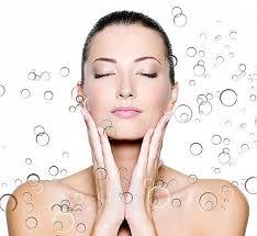 trattamento estetico di ossigenoterapia