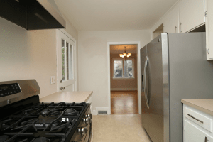 Inside this three bedroom ITB home for sale in Raleigh