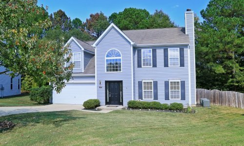 Under Contract: Picture-Perfect 3 Bedroom in Holly Springs