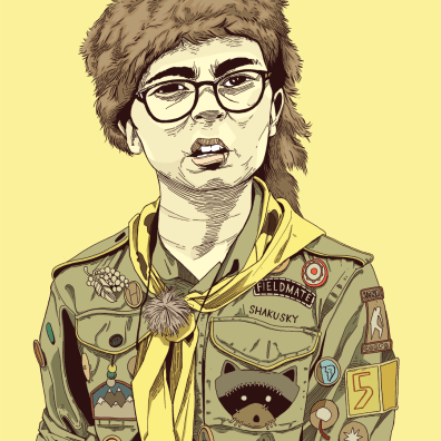 Jared Gilman - Moonrise Kingdom