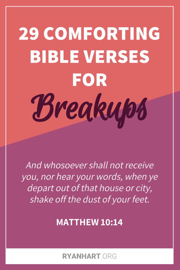29 comforting bible verses