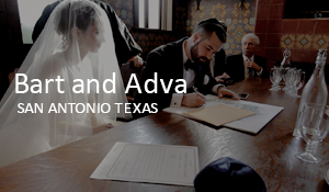 Bart and Adva // San Antonio, Texas