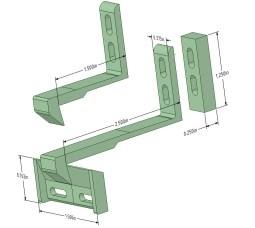 Door-Latch-Dimensions