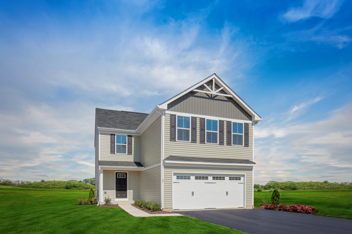 Introducing new two-story single-family homes from the $270s with open floorplans 2-car garages, just a short jog or bike ride to Marquis shopping! Click here to join the Priority List.