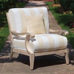 Sling Outdoor Sofa White Contemporary Set Nantucket Cast Classics From Rhd Inc.