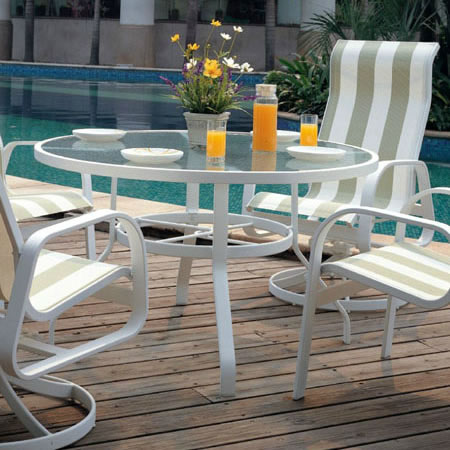 double recliner chairs bariatric shower chair with arms and back aruba patio renaissance from rhd inc.