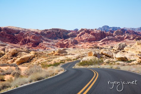 Valley of Fire State Park - Overton, NV