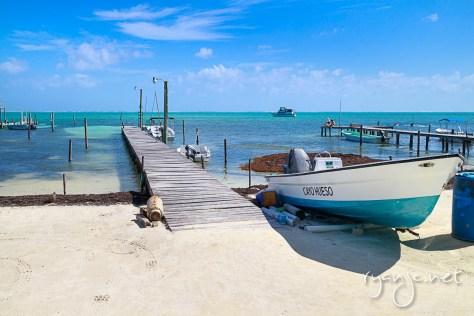 Caye Caulker, Belize. Taken January 6, 2015.