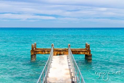 Gates Bay, Bermuda. Taken April 30, 2015