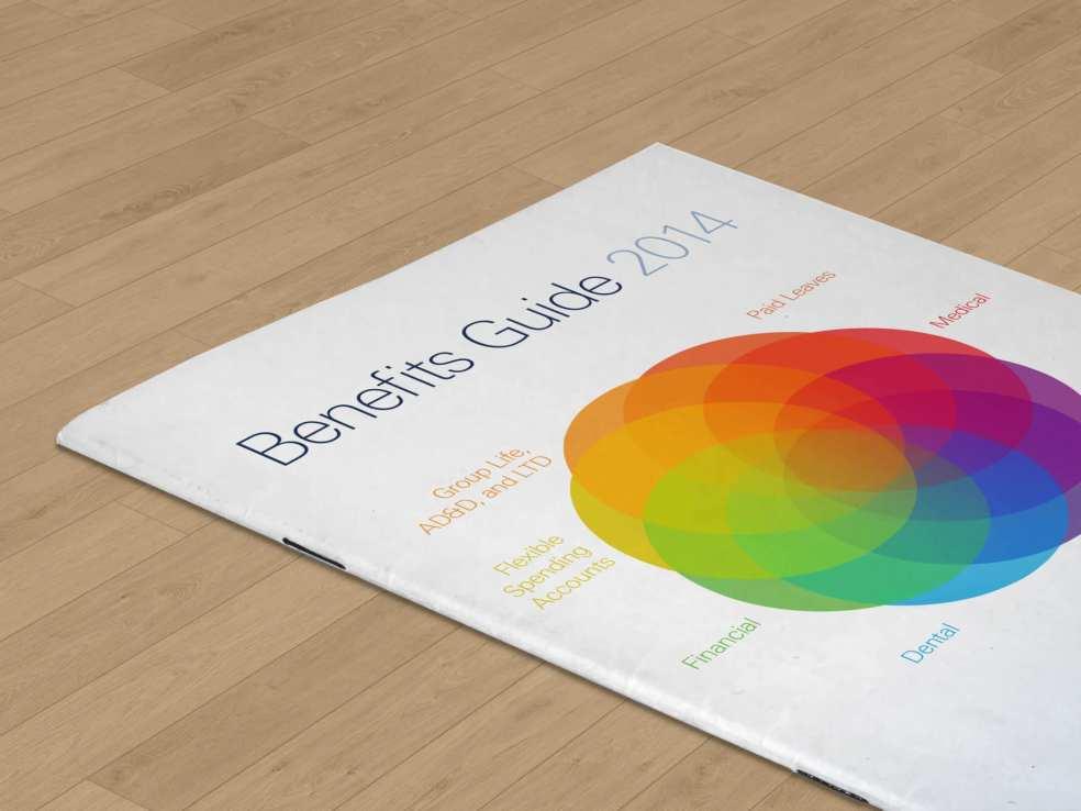 LI-COR Benefits Guide 2014 Brochure Cover