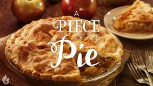 Piece of the Pie by Ricardo Bain