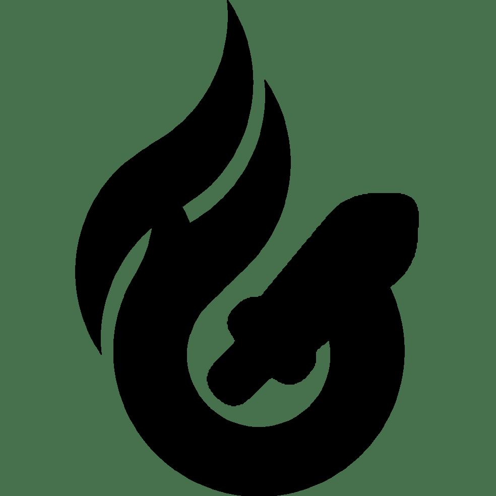MYGEN Church greyscale icon