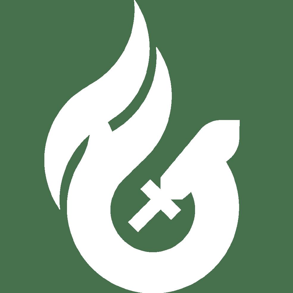 MYGEN Church white icon