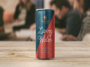 Energy Drink Living Water - MYGEN Church