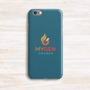 MYGEN Church phone case