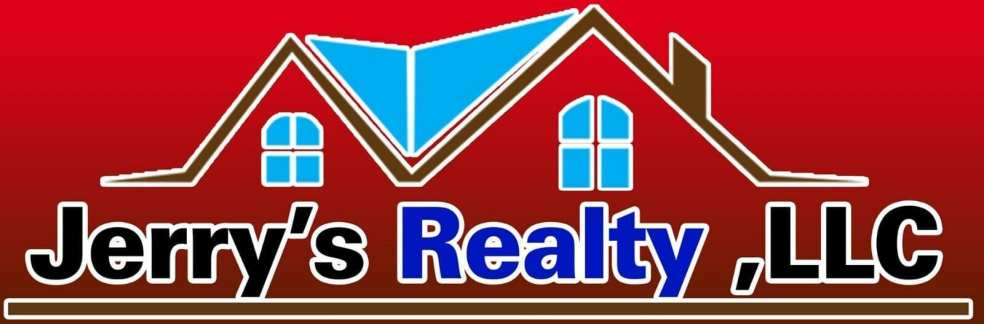 Jerry's Realty old logo design