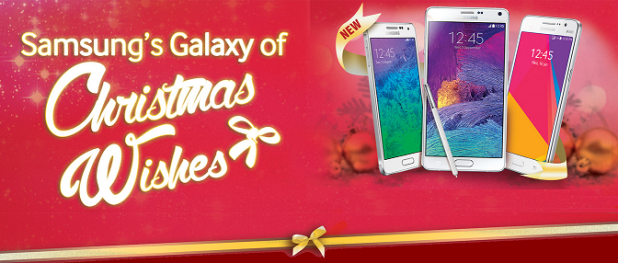 Samsung Philippines    GALAXY of Christmas