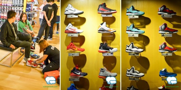 NBA Store 6
