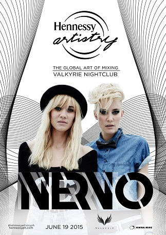 HALO Nervo Poster