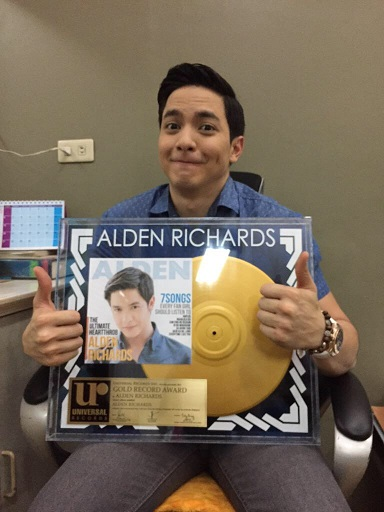 Alden_Gold record